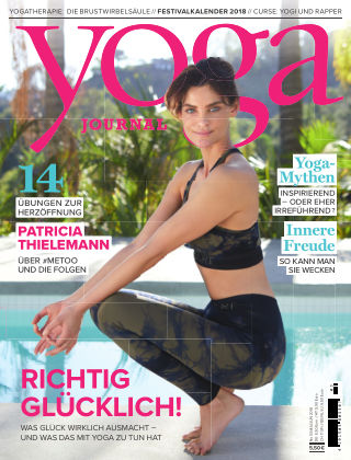Yoga Journal - DE 03/2018