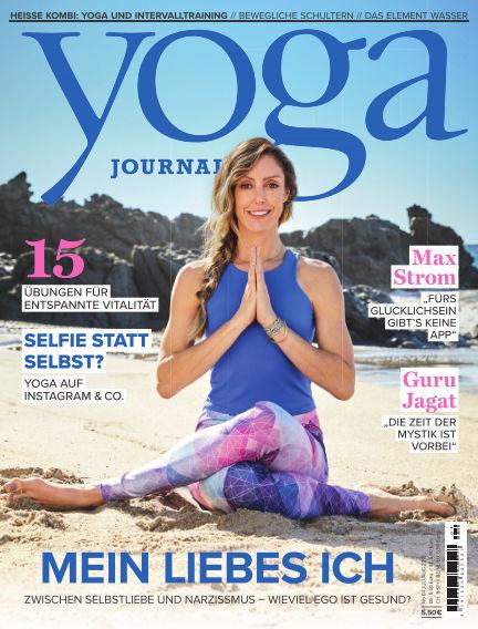 Yoga Journal - DE June 14, 2018 00:00