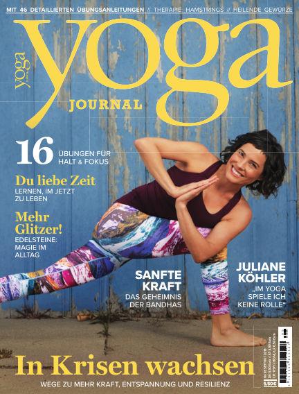 Yoga Journal - DE August 16, 2018 00:00