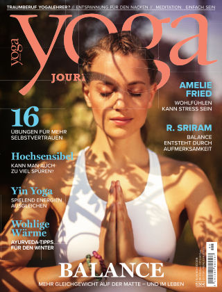 Yoga Journal - DE 06/2018