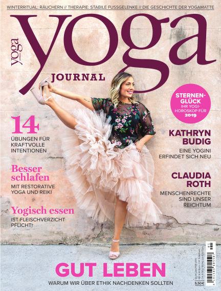 Yoga Journal - DE December 20, 2018 00:00