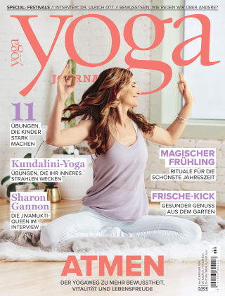 Yoga Journal - DE 02/2019