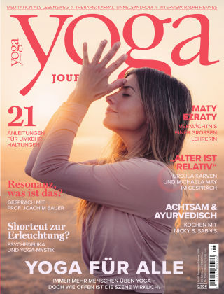 Yoga Journal - DE 05/2019