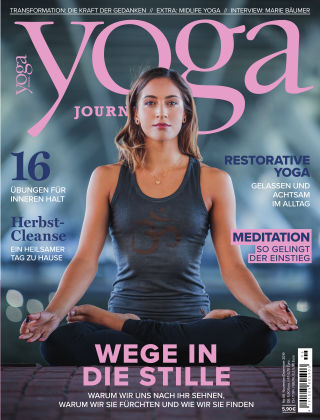 Yoga Journal - DE 06/2019