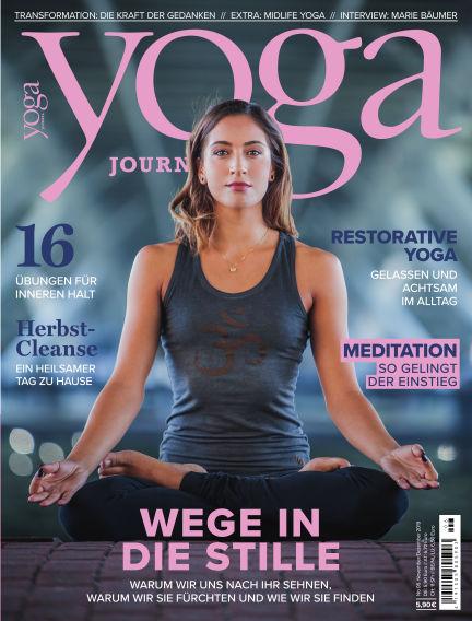 Yoga Journal - DE October 17, 2019 00:00