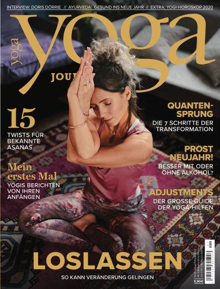 Yoga Journal - DE
