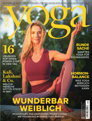 Yoga Journal - DE 05/20