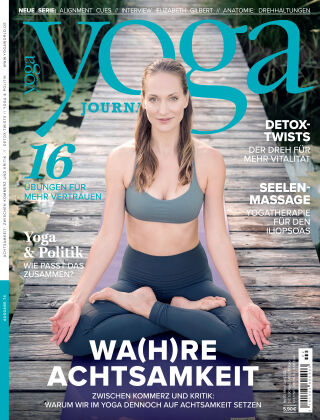 Yoga Journal (DE) 02/21