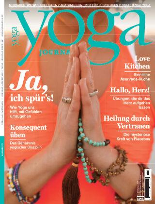 Yoga Journal (DE) 03/21