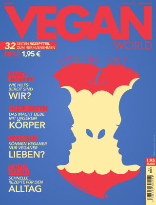 Vegan World 03/17