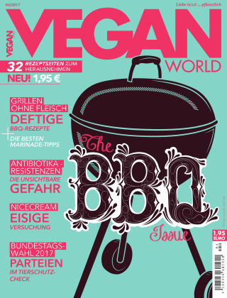 Vegan World 04/17
