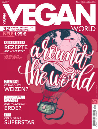 Vegan World 05/17