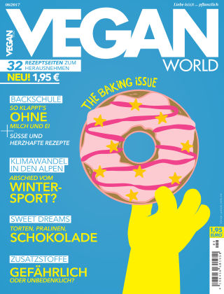 Vegan World 06/17