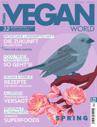 Vegan World 02/18