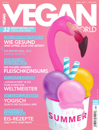 Vegan World 04/18