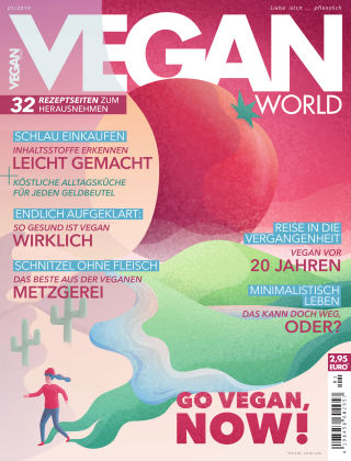 Vegan World 01/19