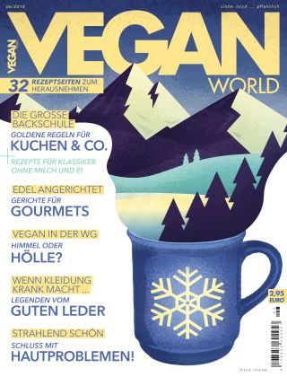 Vegan World 06/18