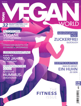 Vegan World 02/19