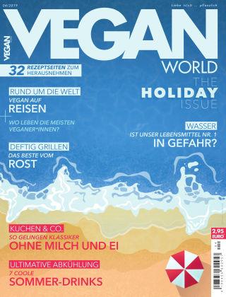 Vegan World 0419
