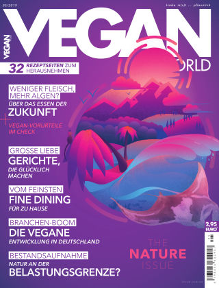 Vegan World 05/2019