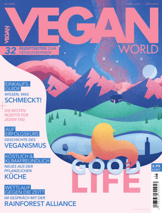 Vegan World 05/20