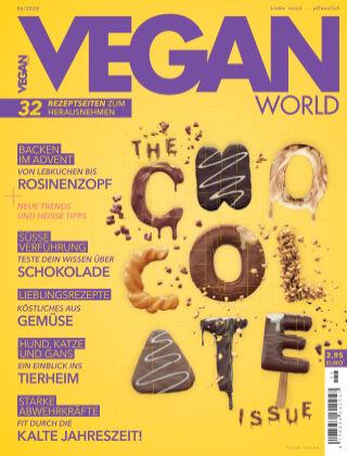 Vegan World 06/20