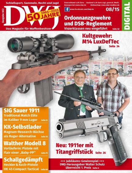 DWJ - Das Magazin für Waffenbesitzer July 22, 2015 00:00