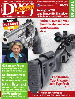 DWJ - Das Magazin für Waffenbesitzer 06/2015