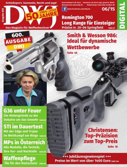 DWJ - Das Magazin für Waffenbesitzer May 20, 2015 00:00