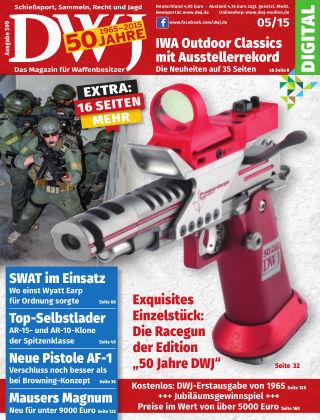 DWJ - Das Magazin für Waffenbesitzer 05/2015