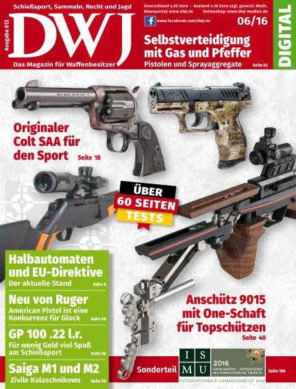 DWJ - Das Magazin für Waffenbesitzer May 18, 2016 00:00
