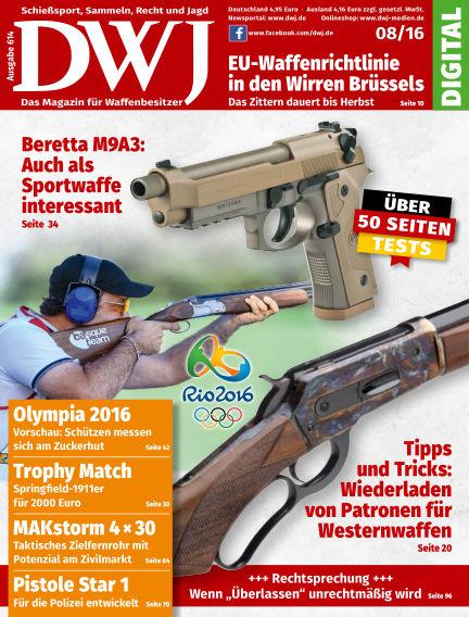 DWJ - Das Magazin für Waffenbesitzer July 20, 2016 00:00