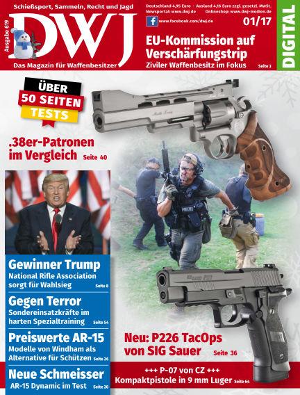 DWJ - Das Magazin für Waffenbesitzer December 14, 2016 00:00