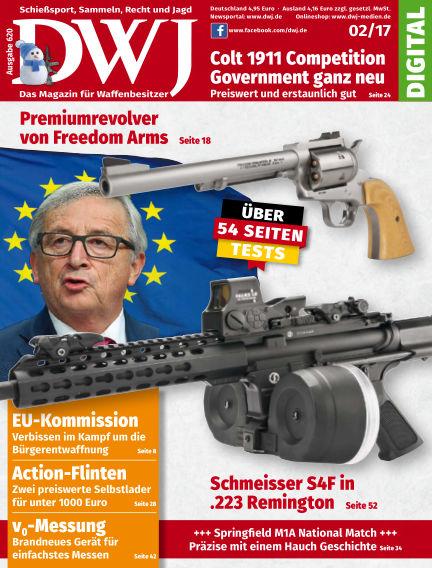 DWJ - Das Magazin für Waffenbesitzer January 18, 2017 00:00