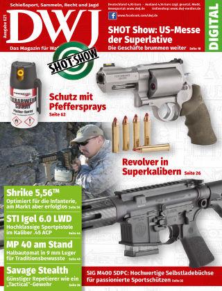 DWJ - Das Magazin für Waffenbesitzer 03/2017