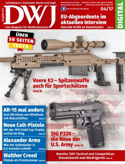 DWJ - Magazin für Waffenbesitzer