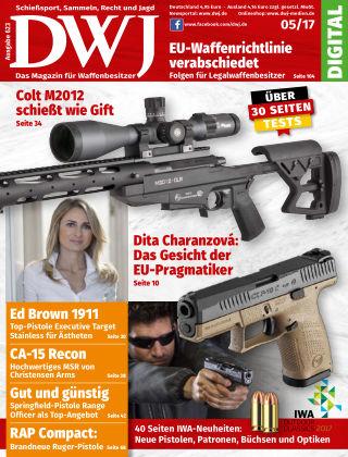 DWJ - Das Magazin für Waffenbesitzer 05/2017