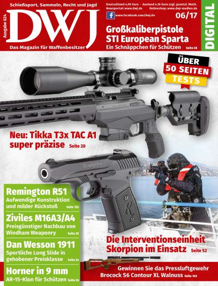 DWJ - Das Magazin für Waffenbesitzer May 24, 2017 00:00