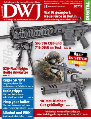 DWJ - Das Magazin für Waffenbesitzer 07/2017