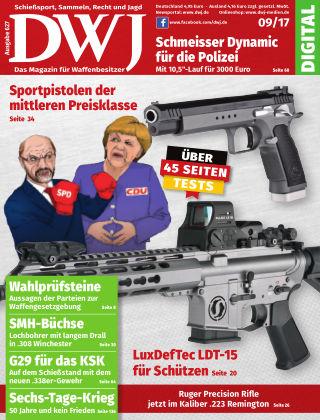 DWJ - Das Magazin für Waffenbesitzer 09/2017