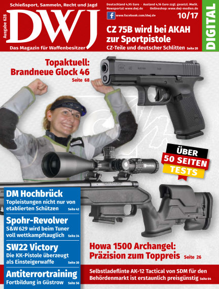 DWJ - Das Magazin für Waffenbesitzer September 20, 2017 00:00