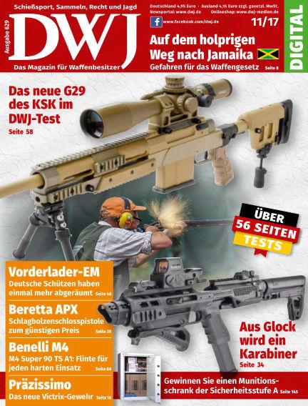DWJ - Das Magazin für Waffenbesitzer October 18, 2017 00:00