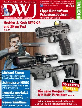 DWJ - Das Magazin für Waffenbesitzer 01/2018