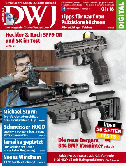 DWJ - Das Magazin für Waffenbesitzer December 20, 2017 00:00