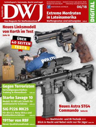DWJ - Das Magazin für Waffenbesitzer 06/2018