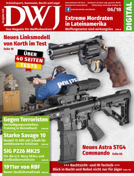 DWJ - Das Magazin für Waffenbesitzer May 23, 2018 00:00