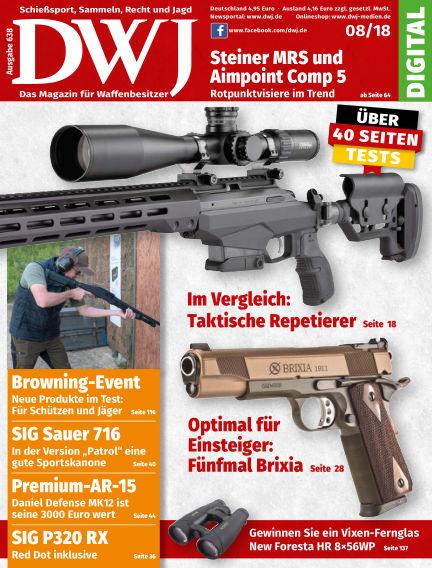 DWJ - Das Magazin für Waffenbesitzer July 18, 2018 00:00