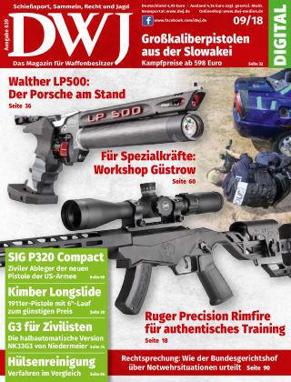 DWJ - Das Magazin für Waffenbesitzer 09/2018