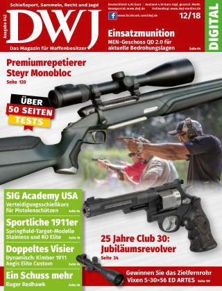DWJ - Das Magazin für Waffenbesitzer 12/18