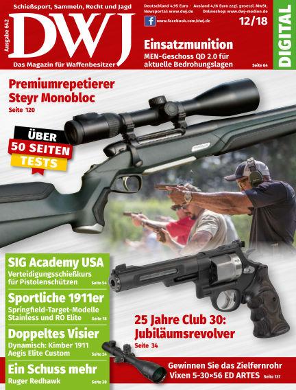 DWJ - Das Magazin für Waffenbesitzer November 21, 2018 00:00